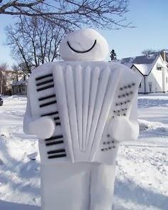 Αστείοι χιονάνθρωποι-2