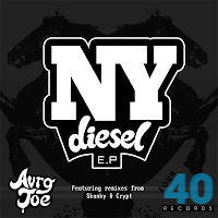 Avrg Joe NY Diesel