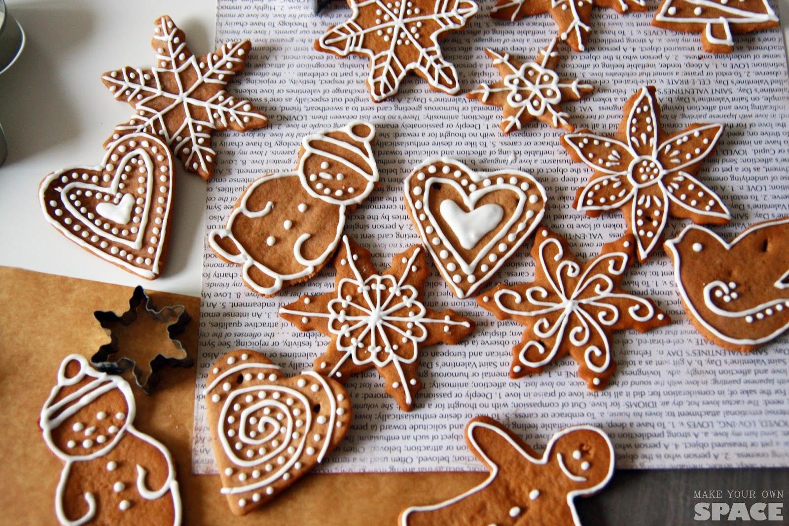 Pierniczki, lukier, dekoracje świąteczne, pierniczki lukrowane, choinka, gwiazdki, serca z piernika, lukier królewski, dekorowane pierniczki, ozdoby choinkowe, Diy, Ozdoby diy, Wigilia