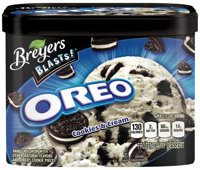 Breyers Ice Cream Flavors List