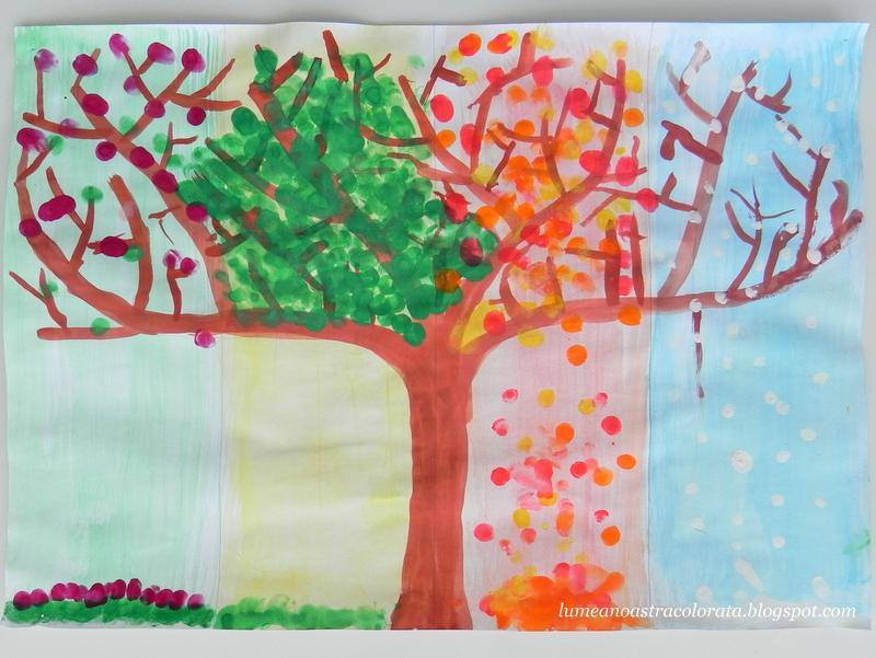 Copacul Anotimpurilor