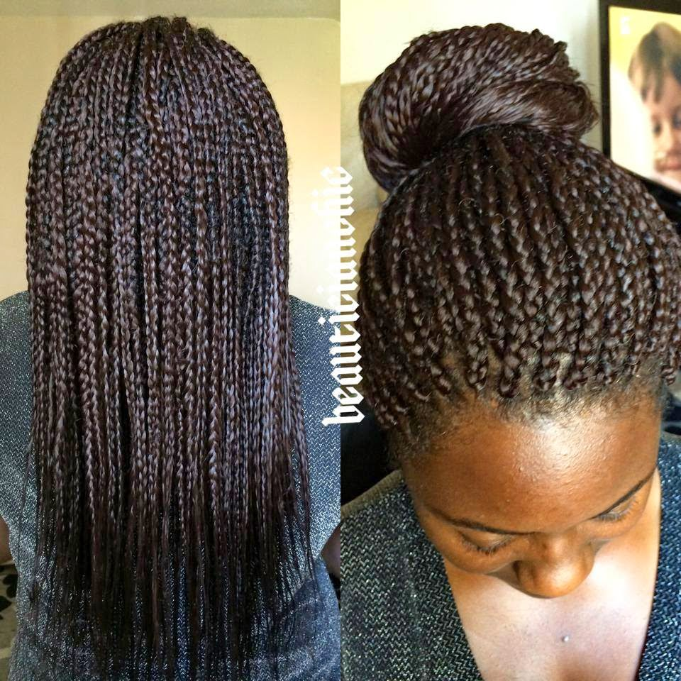 Big Chunky Box Braids