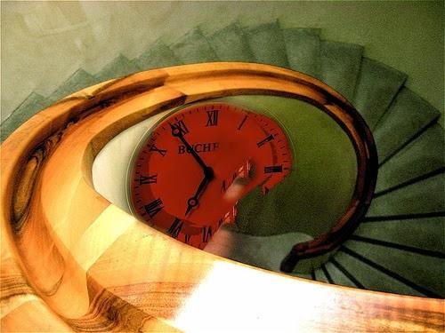 ο χρόνος δεν είναι η τέταρτη διάσταση του χωροχρόνου
