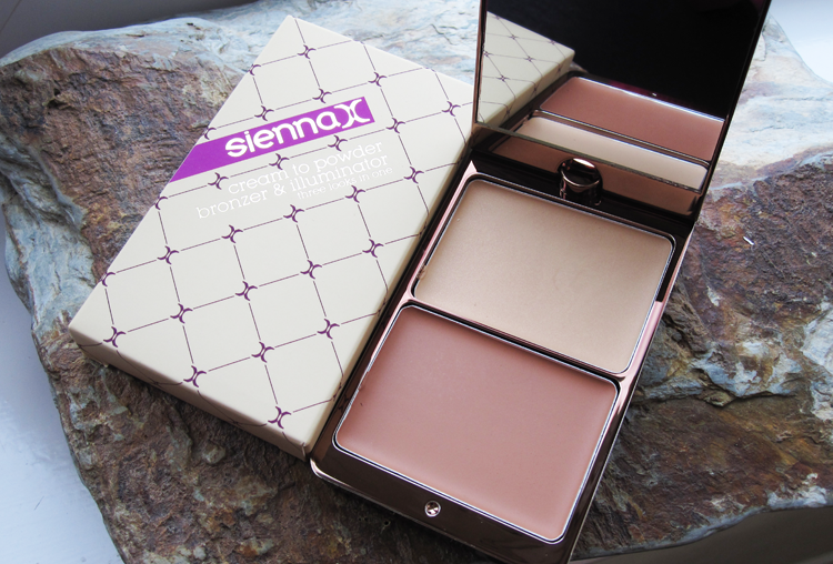 Sienna X Cream To Powder Contour Kit review
