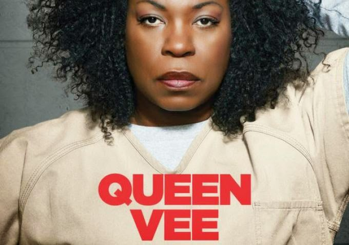 Queen Vee Orange is the New Black