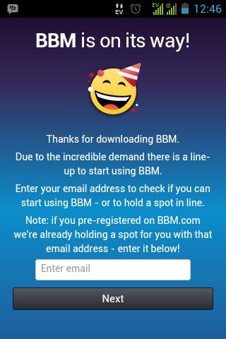 Download BBM Untuk HP China Android