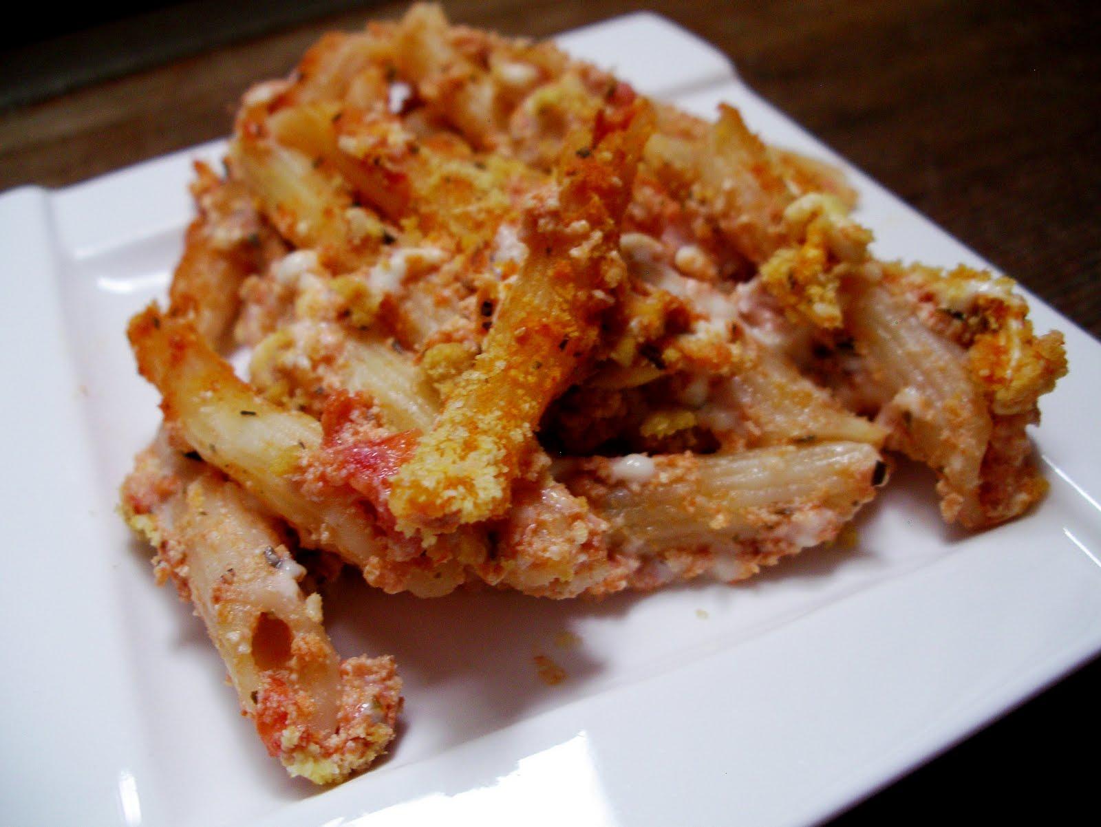 Baked Ziti I Recipe — Dishmaps