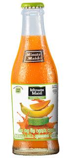 Minute Maid Mixed Fruit Bottle