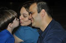 Uma família tenho sim!!!!