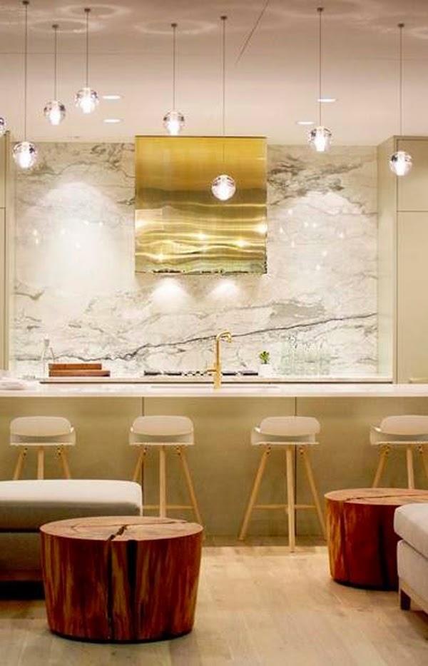 gold kitchen, inspirations, shiny kitchen