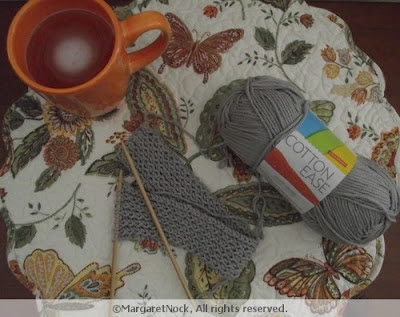 ©Margaret Nock, Knit1fortheroad blogspot