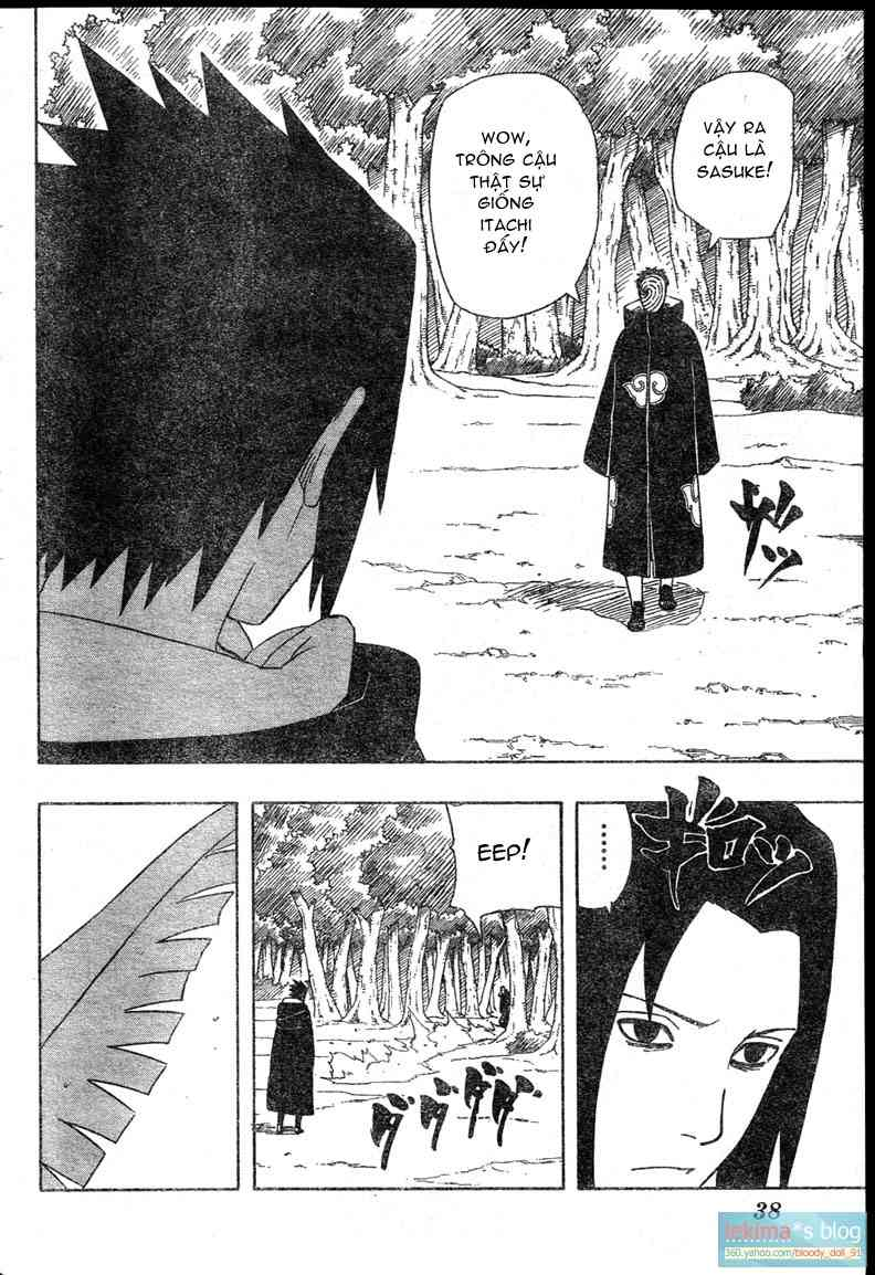 Naruto chap 356 Trang 9 - Mangak.info