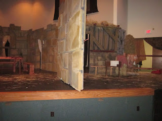 Set Design and Stage Construction