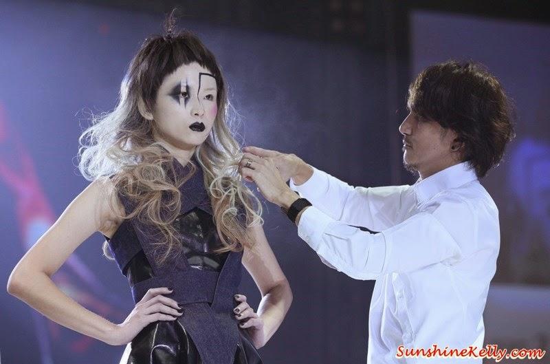 Hair Show, Eric Koh, Malaysia Beauty Creative Team, Shiseido Professional Beauty Innovator Award 2014, Shiseido Professional, Beauty Innovator Award 2014, Nexus, Bangsar South, Kuala Lumpur