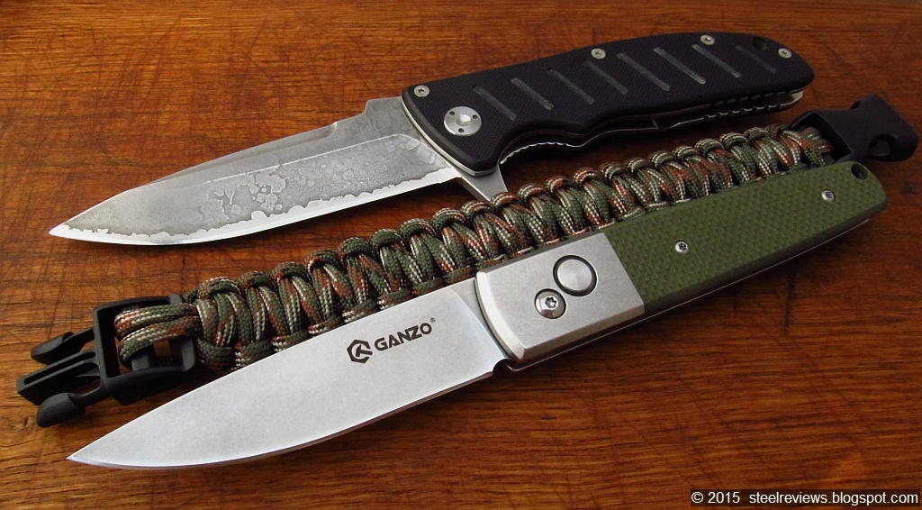 steel reviews review new ganzo g7211 and g7212 automatic folders