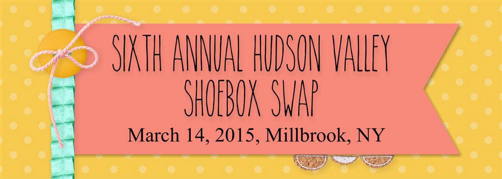 runningwscissorsstamper  6th annual hudson valley shoebox swap