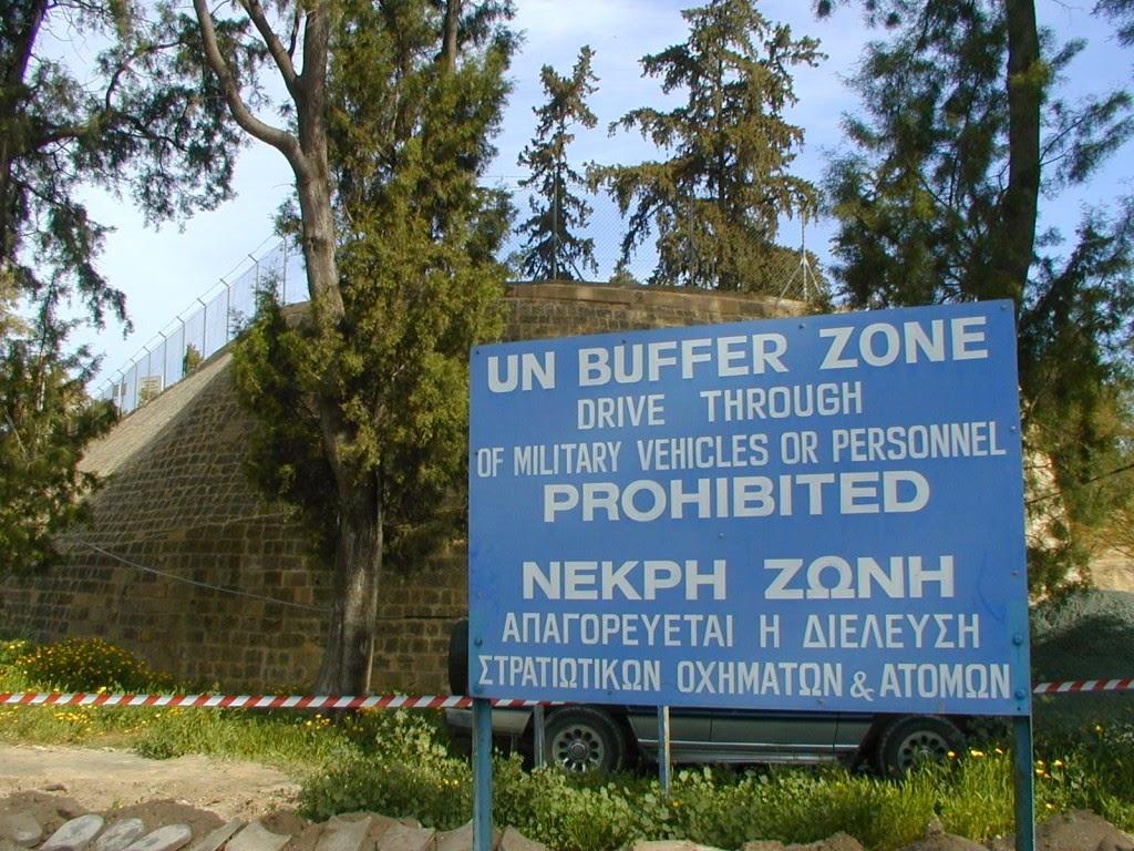 BUFFER ZONE CYPRUS