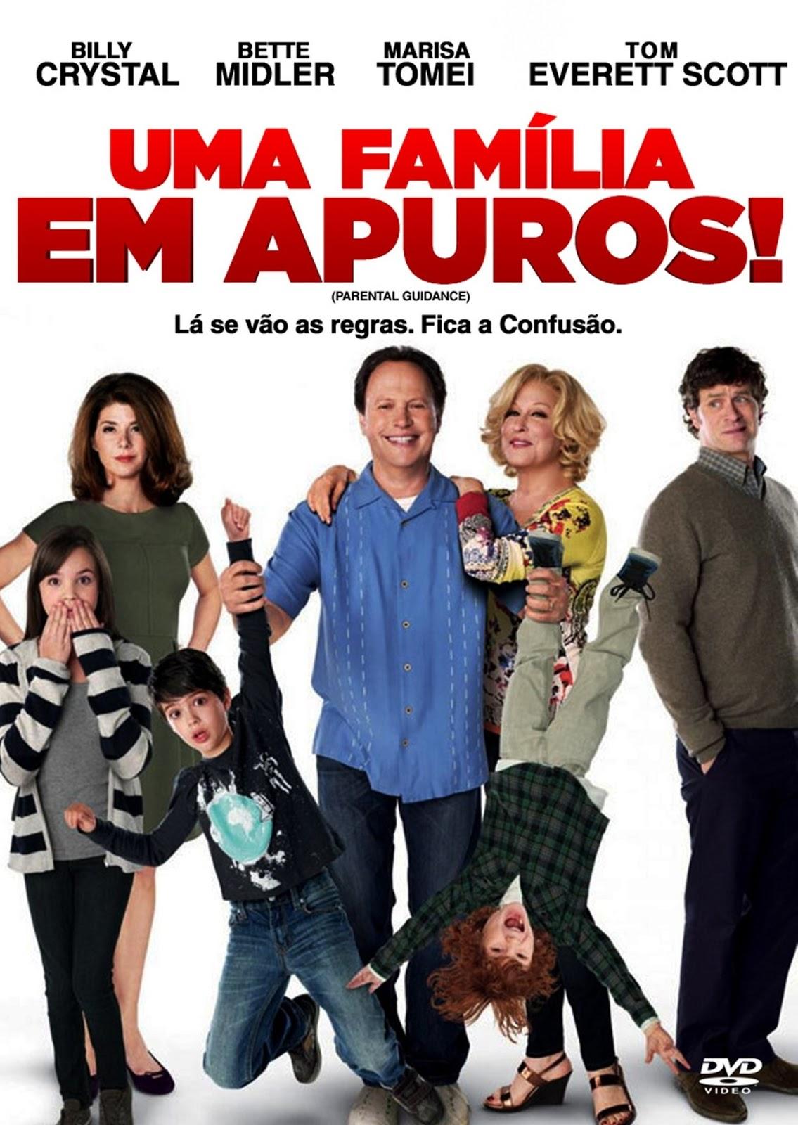 Uma Família em Apuros (Dual Audio) DVDRip XviD