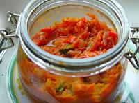 Relish de Tomate (vegana)