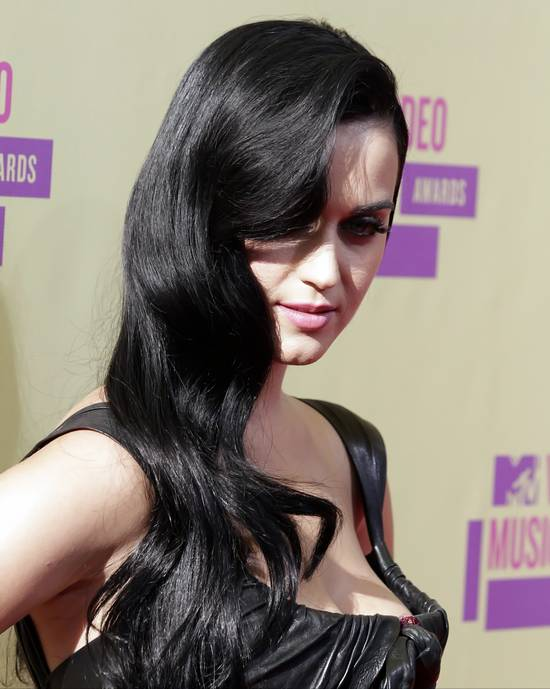 Katy Perry bra cup size