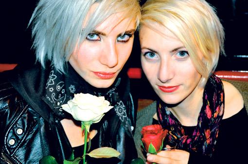 Blondie & Blondie @ Batofar DJ