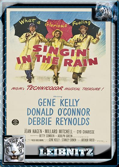 Cantando bajo la lluvia [1952] [BrRip] [Lat - Ing]