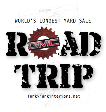 World's Longest Yard Sale Road Trip 2 - getting lost... in Canada!