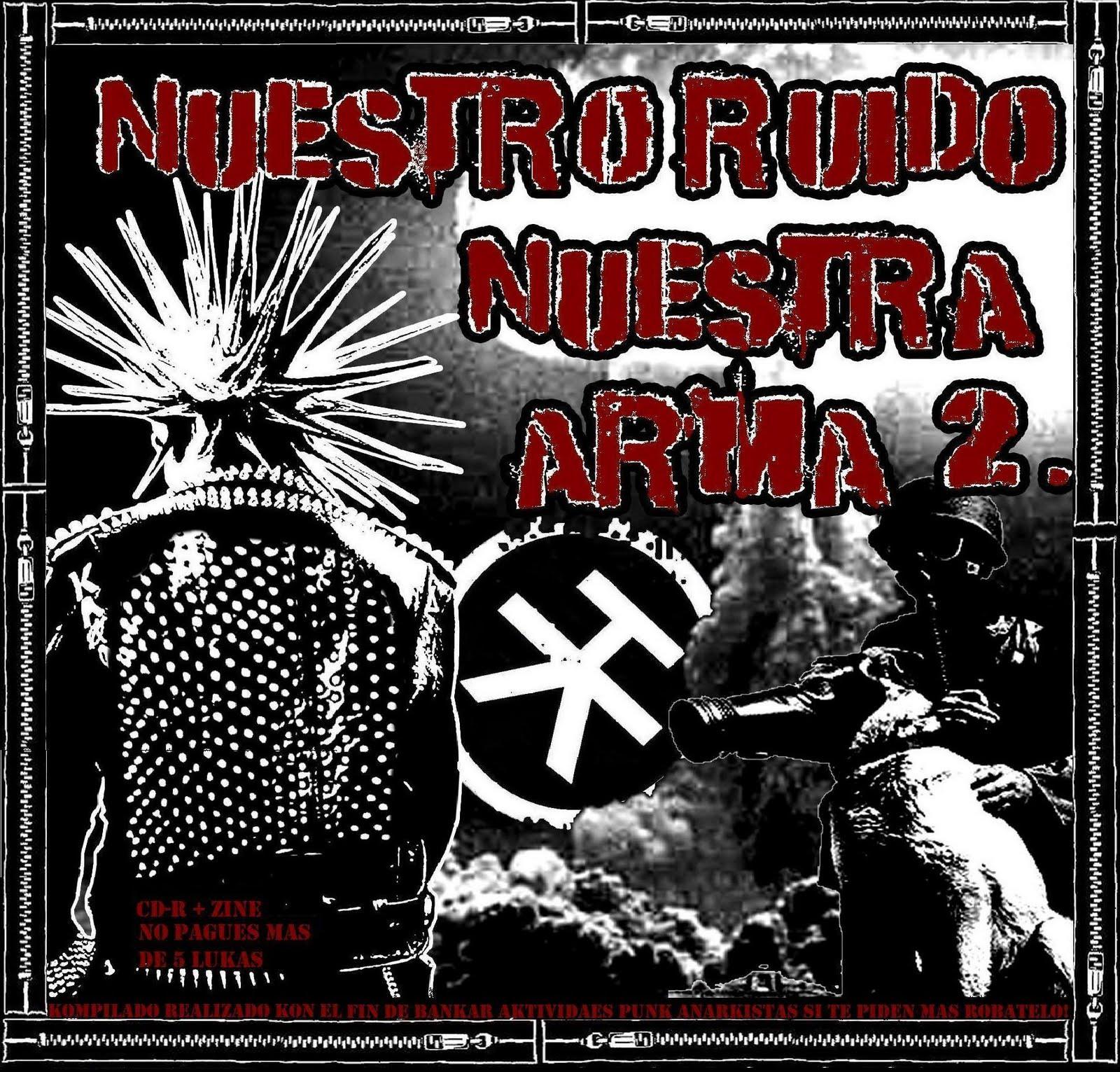 NUESTRO RUIDO NUESTRA ARMA 2