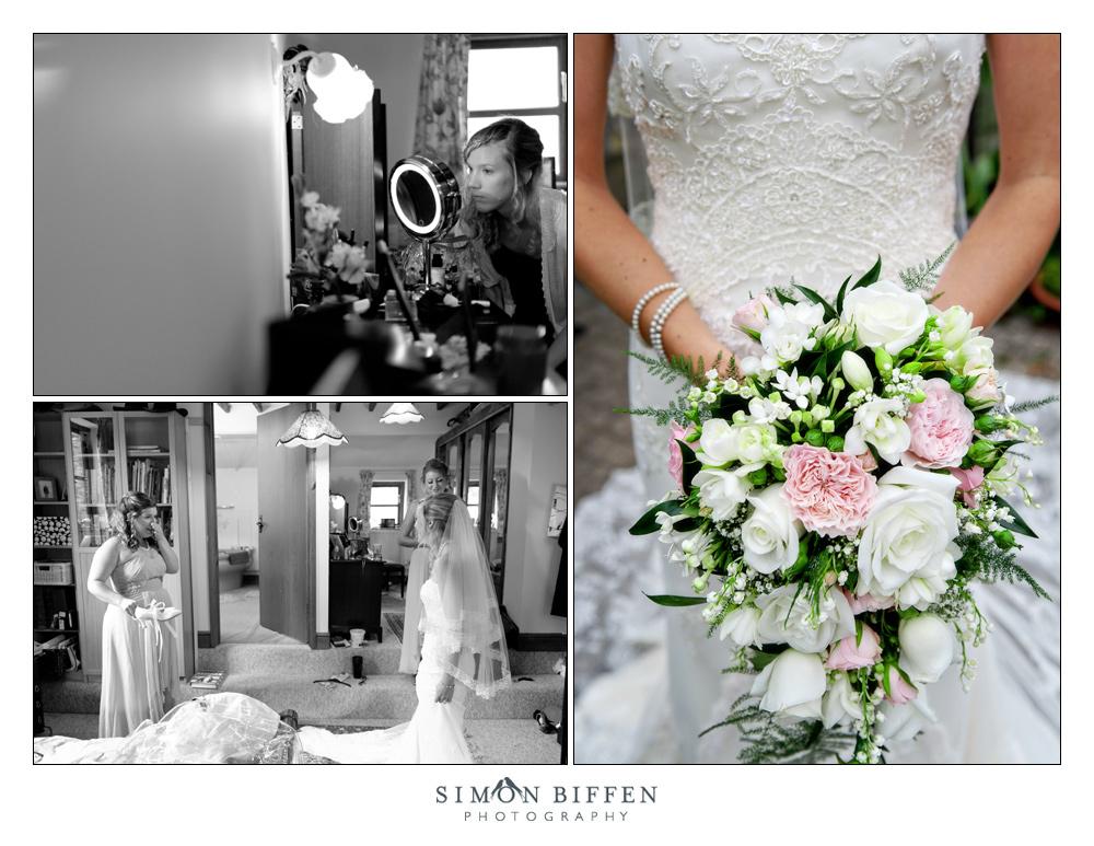 wedding photography preparations
