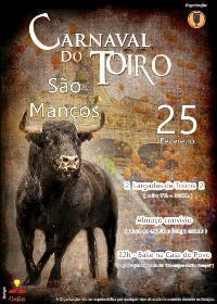 São Manços(Évora)- Carnaval Taurino 2017