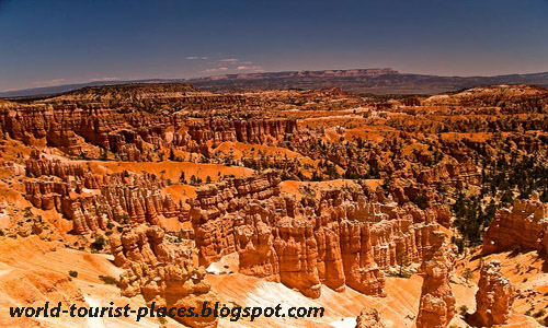 Many wondrous attractions of Bryce Canyon National Park