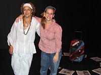Miriam Bermúdez y Belkis Proenza