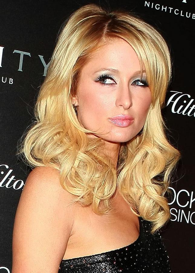 Modelo e socialite Paris Hilton (Foto: Divulgação)