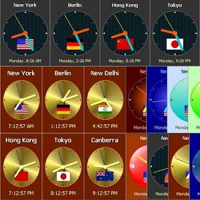 Sharp World Clock 4.6 - Mediafire