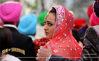 Son Of Sardaar Hot Sonakshi Sinha Wallpaper