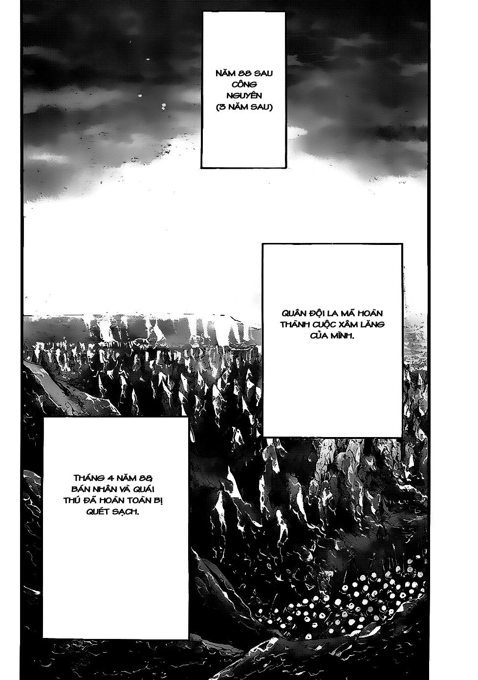 Toujuushi Bestialious!! chap 2 - Trang 32