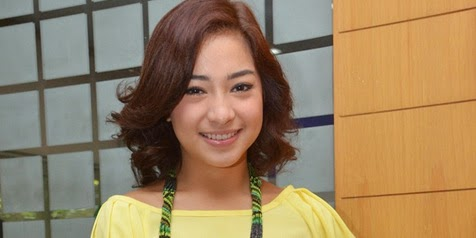 Foto Model Rambut Nikita Willy