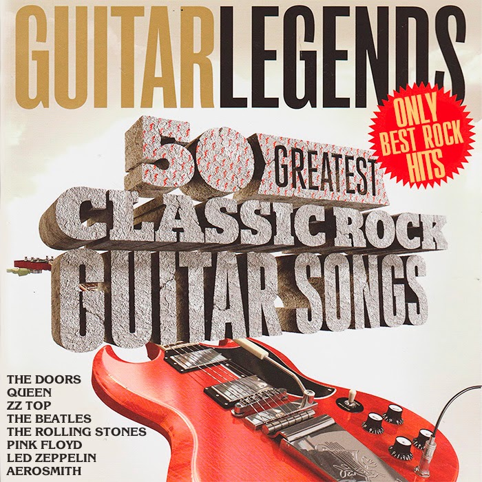 50 Greatest Classic Rock Guitar Songs 2015 Rock