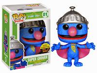Funko Pop! Super Grover Toy Tokio