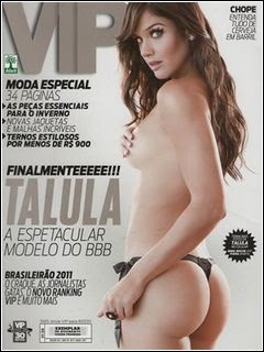 Download Revista VIP Talula BBB Maio 2011