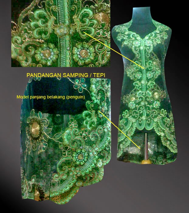 Foto Model Baju Kebaya Lace