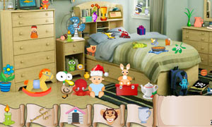 Tots Room Hidden Objects