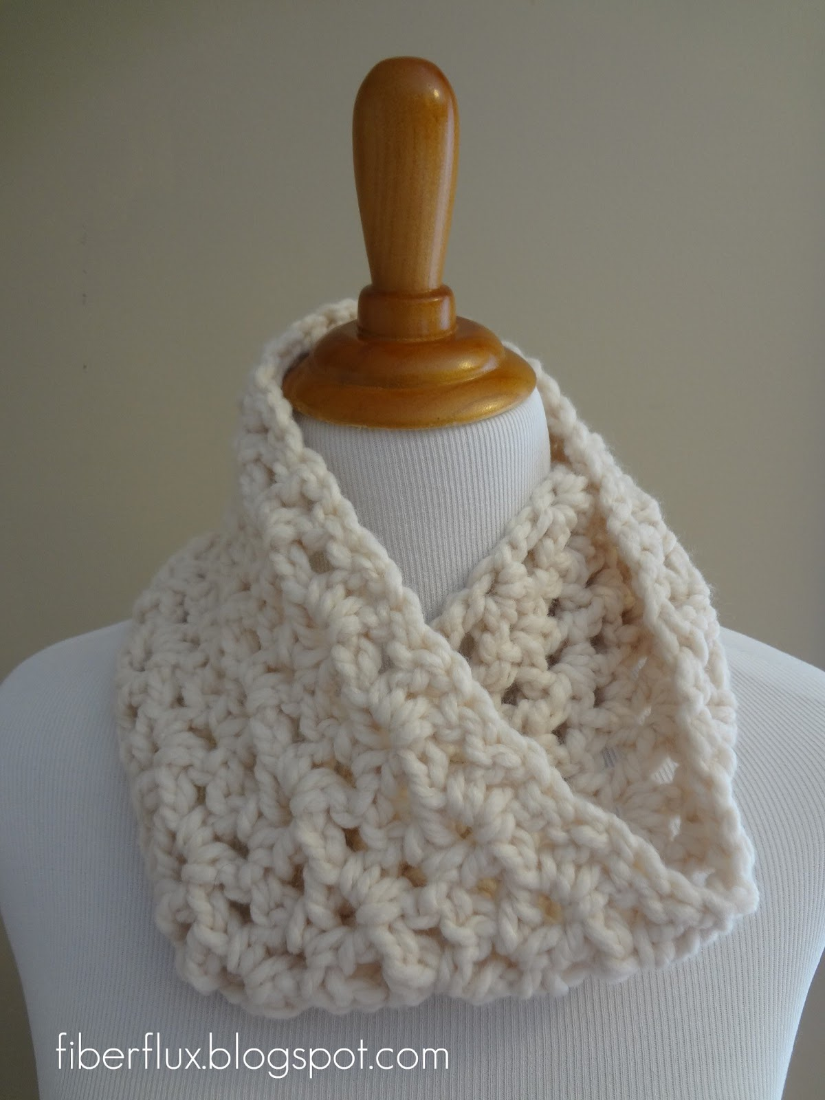 Quick Crochet Cowl Free Pattern : Moved Permanently