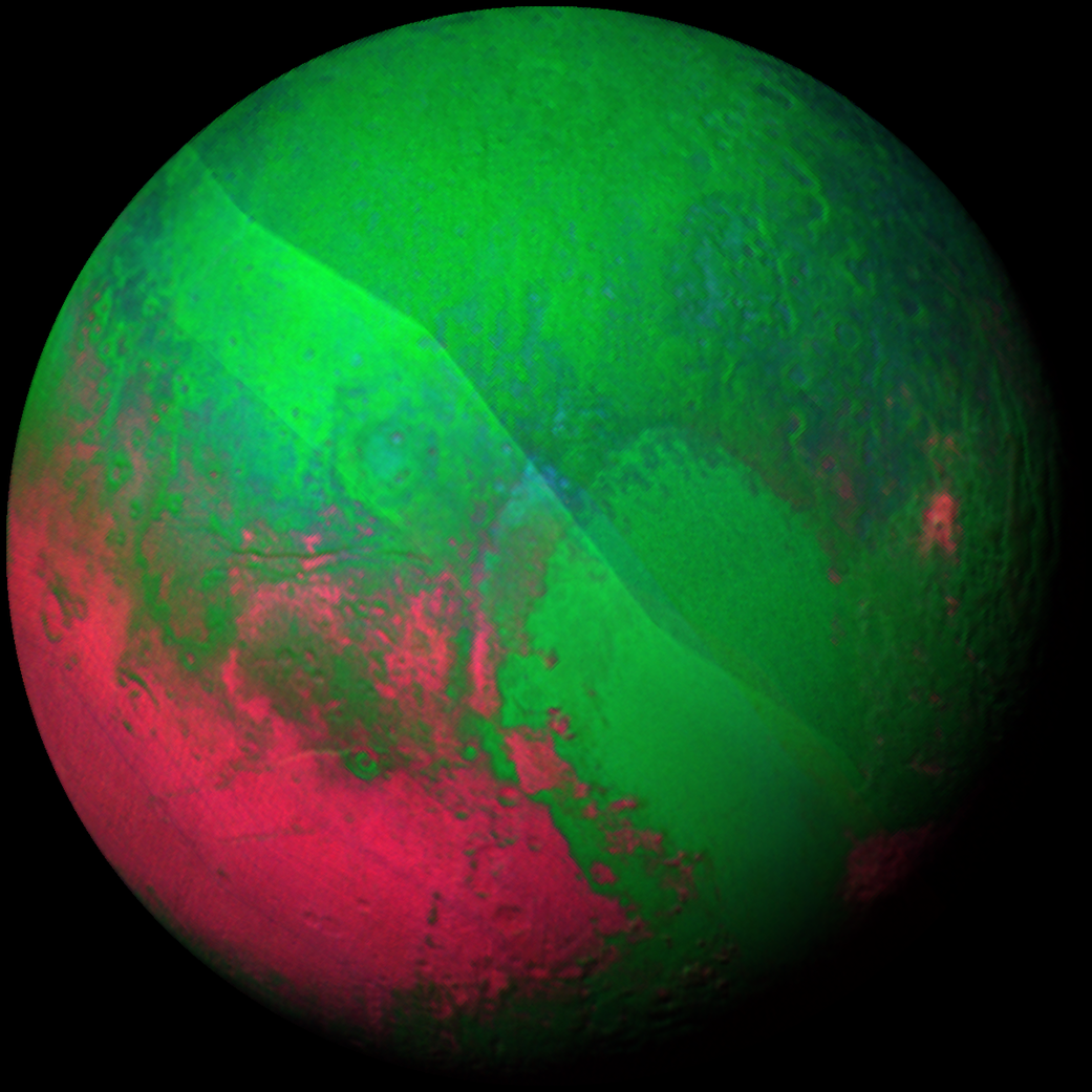 Christmas Pluto