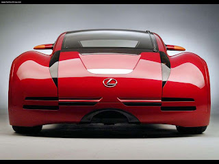 Lexus Sports Car Wallpaper