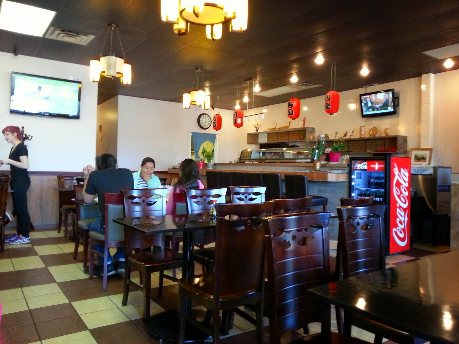 Freakzspeaks something korean izumi japanese korean for Asian cuisine saskatoon