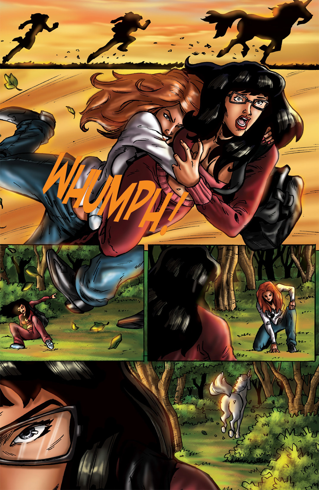 Grimm Fairy Tales (2005) Issue #43 #46 - English 12