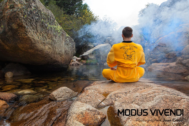 Modus Vivendi - Buddha Line - Joan Crisol - Davide Zongoli
