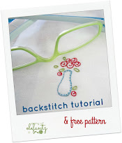 Stitch Tutorial & free pattern