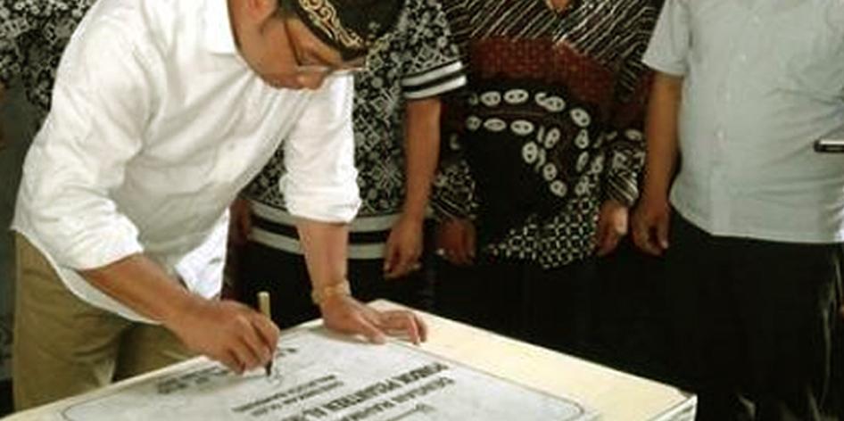 Kampung Batik Cigadung Bandung